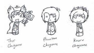 Marvel-Phantom-Ouran by Kiyan200