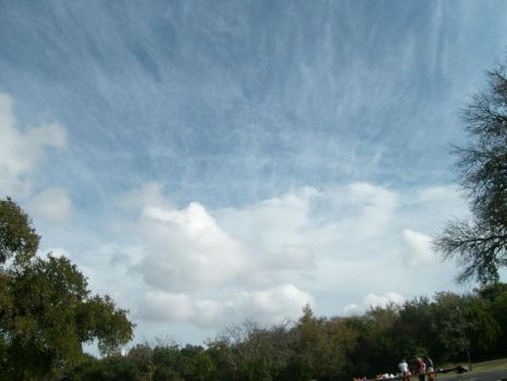 Clouds - 2 by Ironhold