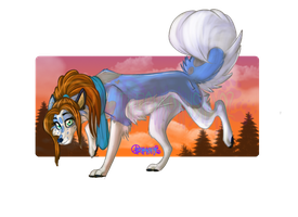 NEW ID_Summer_ by ThechnoHusky92