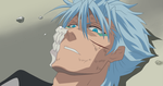 Grimmjow After Fight by SelflessAndSelfish