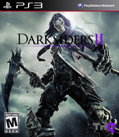 Darksiders II - Death 1 by MattBizzle2k10