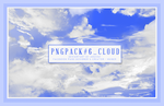 Pngpack#6 Cloud By Huiber by ahui1107
