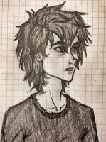 Nico Di Angelo by omfgcatz