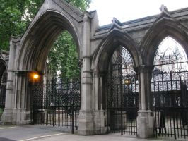 royal courts of justice by kuskostock