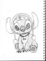 Stitch with doraemon by nekokevin