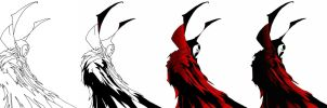 spawn staring by Stainless-x