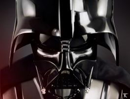 Study Darth Vader by PACMANFIRE