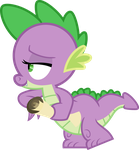 Call Me Princess Spike by Jeatz-Axl