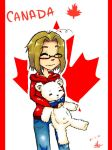 .: Chibi Canada Commission :. by prince-buggy