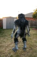Werewolf Costume 2010-5 by CReeves76