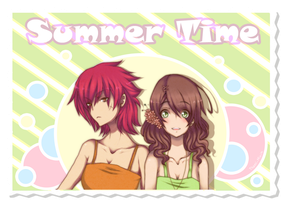 Summer Time by Thami-Mixim