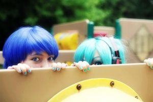 Vocaloid- Hide and Seek by XxNaomi-LukarixX