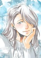 Young Victor by kamapon