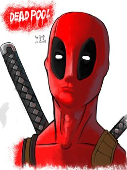 Deadpool by jaqb19