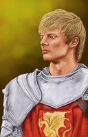 Arthur Pendragon by Arcaneillusions