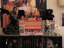 My Manga Collection by mousey57