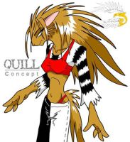 Quill - Concept by spatialchaos
