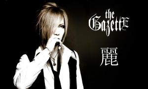 Uruha : The Gazette by mittilla