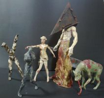 Silent Hill big family by Kooyanisqatsi