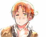 APH Italy's smile (.gif) by Aevspeare