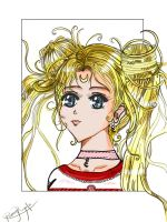 Sailor Moon -- the Start for many of us by peonyroyale