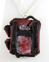 Damage Left 4 Dead Health Pack by NeverlandJewelry