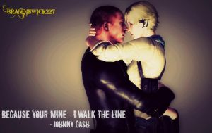 Jake and Sherry - Walk The Line by BrandiSwick227