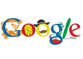 Google doodle for Hungary by danszter