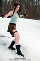 Lara Croft Tomb Raider -slide by Anastasya01