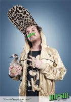 Jack Parow by Lady-Nat