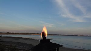 Waterfront Candle by arluckman
