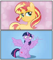 Mirror Magic: Alternate Beginning by icantunloveyou