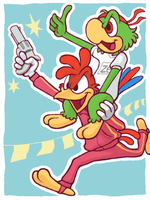 jose and panchito03 by sakutom