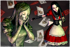 Alice Madness Forever by PhilipMessina