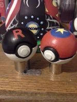 pokeballs by panda-odono