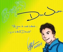 its me in cartoon by DrAlpha