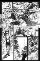 Wolverine Origins 34 p.5 by BillReinhold