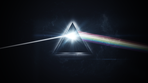 Pink Floyd Dark Side of the Moon Wallpaper by KevinHEZ