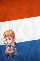 Hetalia iWallpapers - Netherlands by Dreamweaver38