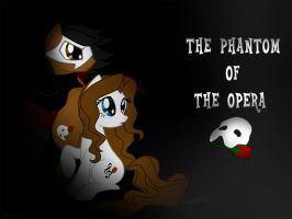 The Phantom of the Opera by mlpAzureGlow