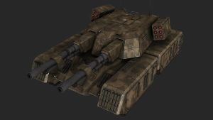 Mammoth Tank by JeepRubi