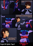 Project XD: Hybrid - Page 2 by VibrantEchoes