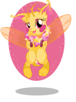 Twinkle the Faeriebabu by equinepalette