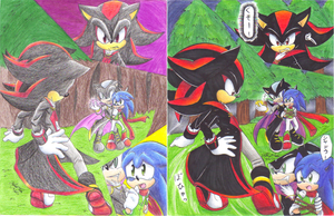 Rewritting the story by sonicartist16