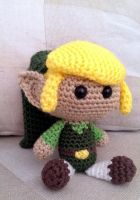 Crocheted Link by Yodaman921