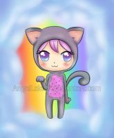 Nyan cat by AngelLale87