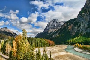 Kicking Horse River Color by skip2000