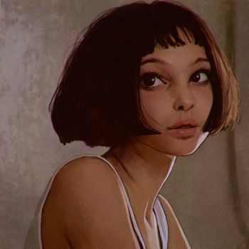 Mathilda by Kuvshinov-Ilya