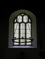 church window by awjay
