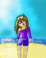 Summer by Netti-Chan15draw